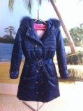 Пальто зима новое. Фото 1.
