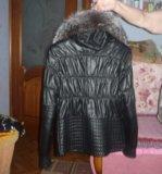 Кожаная куртка. Фото 2.