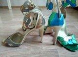 Туфли versace кожа. Фото 3.
