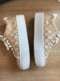 Кеды ботинки женские новые 37 р. Фото 2.