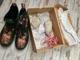Ботинки новые dr.martens. Фото 1.