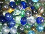 Камешки из стекла. Фото 1.