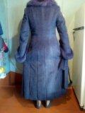 Зимнее пальто 46-48р. Фото 2.
