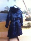Пальто зима новое. Фото 3.