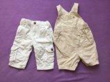 Комбинезон, штаны mothercare 68. Фото 1.