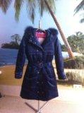 Пальто зима новое. Фото 2.