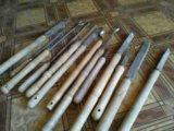 Стамески для токарных работ по дереву. Фото 1.