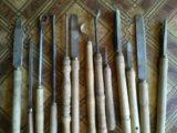 Стамески для токарных работ по дереву. Фото 2.