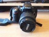 Зеркальный фотоаппарат nikon d5200. Фото 1.