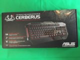 Asus cerberus keyboard black usb. Фото 4.