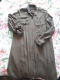 Рубашка-платье. Фото 2.
