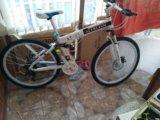 Велосипед белый, новый. Фото 2.