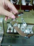 Часы часы tissot couturier chronograph white. Фото 2.