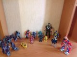 Роботы трансформеры, солдатики... Фото 2.