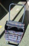 Тележка с сумкой. Фото 1.