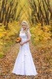 Счастливое свадебное платье. Фото 4.