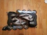 Роликовые коньки 41 размер. Фото 1.