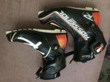 Лыжные ботинки 40р. Фото 1.