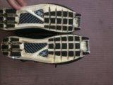 Лыжные ботинки 40р. Фото 2.