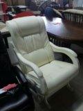 Кресло- качалка гляйдер светлая. Фото 2.