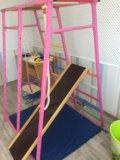 Детский игровой комплекс. Фото 4.