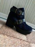 Демисезонные ботинки. Фото 2.
