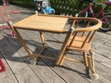 Детский столик-стульчик. Фото 1.