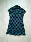 Рубашка-халат. Фото 3.
