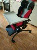 Hoggi. стол-коляска инвалидная комнатная. Фото 3.