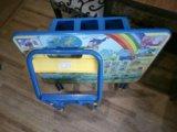 Набор детский (стол и стульчик). Фото 1.