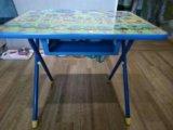 Набор детский (стол и стульчик). Фото 2.