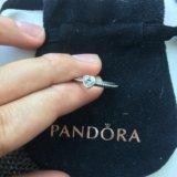 💍 кольцо pandora. Фото 1.