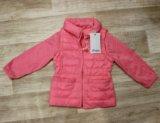 Новая куртка-жилетка фирмы gaialuna (3-4 года). Фото 1.