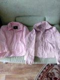 Две куртки жакетного типа. Фото 1.