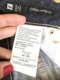 Джинсовая юбка dsquared, оригинал. Фото 4.