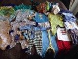 Одежда пакетом на мальчика 74-80. Фото 1.