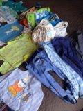 Одежда пакетом на мальчика 74-80. Фото 3.