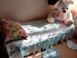 Кровать односпальная. Фото 1.