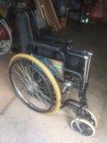 Инвалидная коляска кресло. Фото 1.