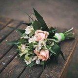 Свадебная флористика. Фото 3.