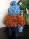 Куколка рыжуля. Фото 2.