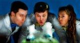 Химическое шоу. Фото 2.