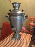 Самовар минместпром рсфср. Фото 1.