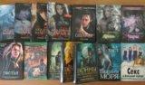 Интересные серии книг и отдельные экземпляры. Фото 1.