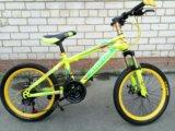 Детские горные велосипеды. Фото 1.