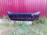 Передний бампер рено renault канго 1 рестайлинг. Фото 1.