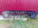 Передний бампер рено renault канго 1 рестайлинг. Фото 2.