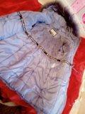 Куртка зимняя+варежки. Фото 3.