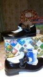 Туфли детские новые. Фото 2.