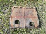 Защита двигателя, на ваз 2112. Фото 1.